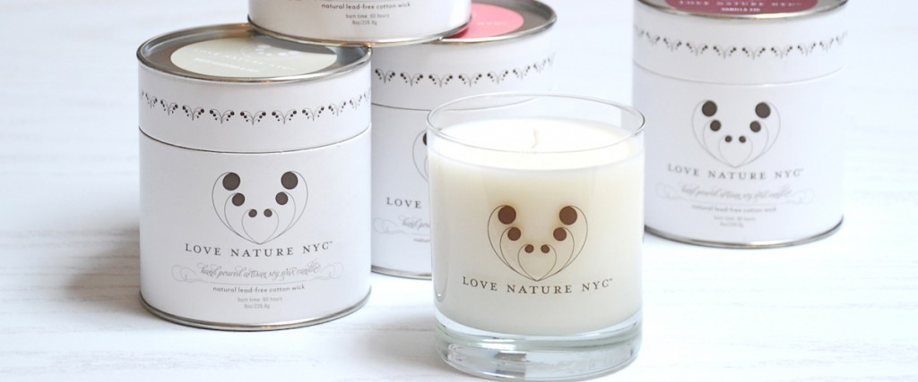 Love Nature Candles