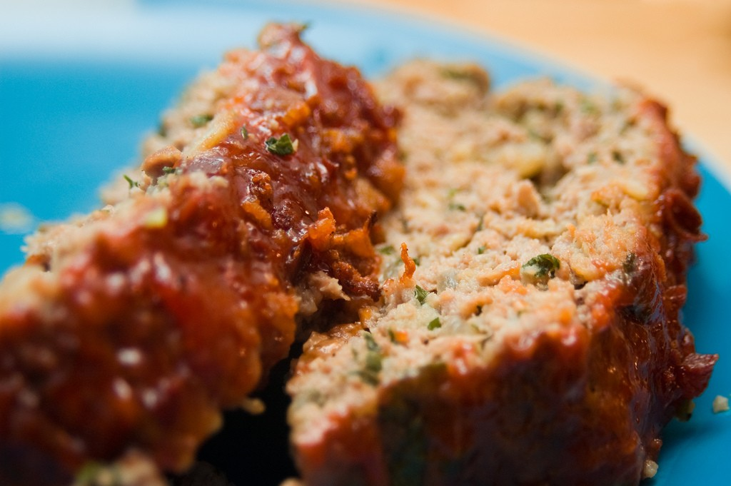 Meatloaf, just like mom used to make, is a great comfort food!