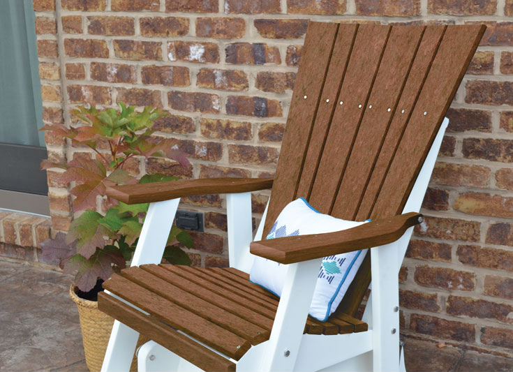Adirondack Chair Color Combinations For Every Style