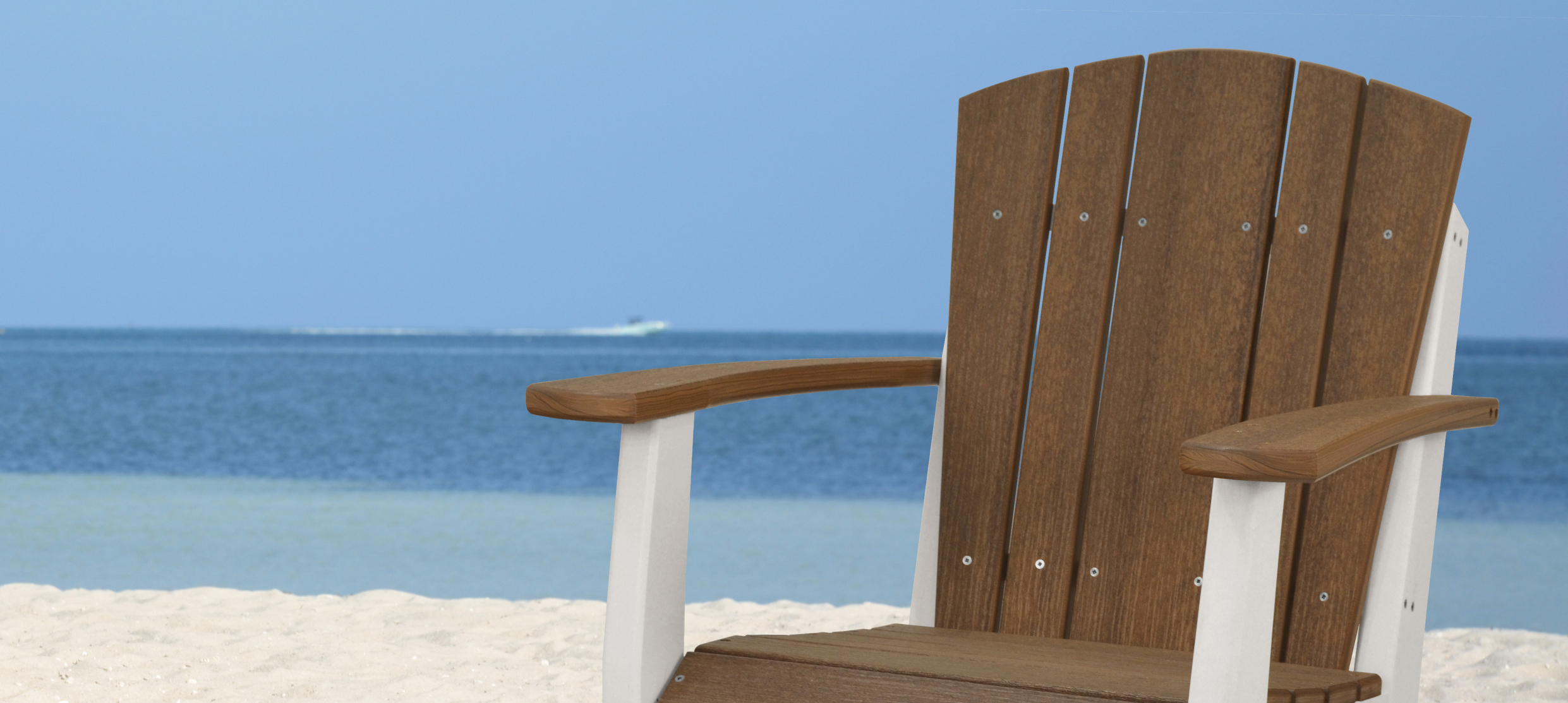 Harbor Chair on the Beach