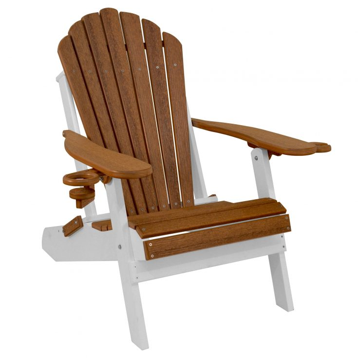 Outer Banks Collection Deluxe Adirondack Chair
