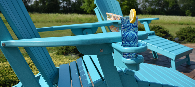 Summer Cocktails and Your Adirondack Chair
