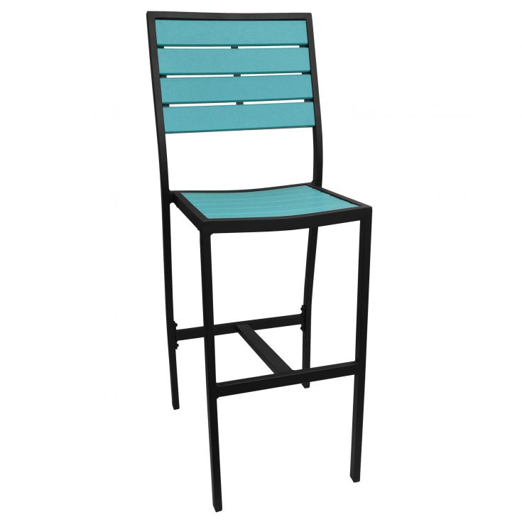 2018 Favorite Products Around the Office - Caribbean Collection Side Bar Stool